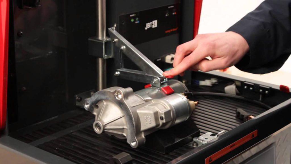 ремонт стартера или генератора